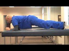 Ejercicios (Avanzados) Para Prevenir el Dolor de Espalda    http://www.ElimineSuDolorDeEspalda.com/blog