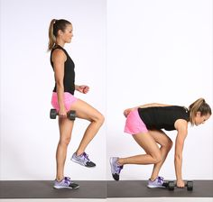 Reshape Your Butt With This Move