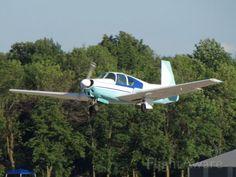 Mooney M-20 (N74722)