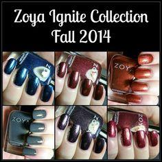 Zoya Ignite fall 2014