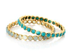 Julie Collection Nantucket Bangle so delicate looking