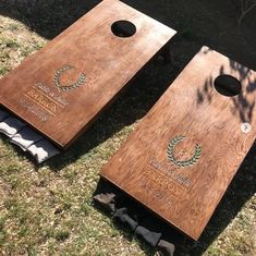 Custom handmade wooden cornhole game - custom orders available from Morning Wood Industrial Designs on Etsy Industrial Design Furniture, Furniture Design, Handmade Wooden, Handmade Gifts, Morning Wood, General Construction, Corn Hole Game, Chip And Joanna Gaines, Yukata