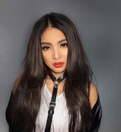 Nadine Lustre's 15 Best Beauty Looks Filipina Actress, Filipina Beauty, Nadine Lustre, Lady Luster, Liza Soberano, Jadine, Celebs, Celebrities, Skin Makeup