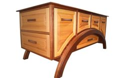 Chest of Drawers by Chris Stasny