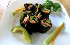 Low Carb Paleo Sushi