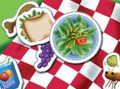 Printable Picnic flus more for Kids - Kids' Picnic Printables - Kaboose.com