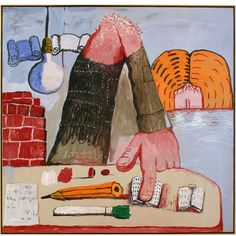 Philip Guston-The Rest Is For You 1973