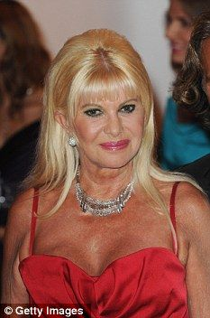 Ivana Trump is a Czech-American former athlete, socialite, and fashion model noted for her marriage to American business magnate Donald Trump. Donald Trump, Marla Maples, Ivana Trump, Lady M, Celebrity Caricatures, Things That Bounce, Presidents, Business Magnate, American