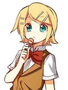 Kagamine Rin || Vocaloid