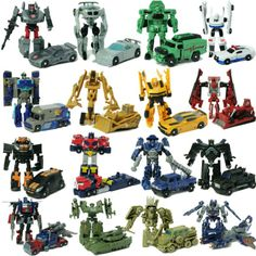 Hasbro Transformers toy can become to car children's educational herf toys  $18.77