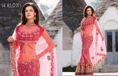 Indian Fashion, Salwar Kameez, Saree, Sari, Sarees, Saris, Indian Sarees, Fashion India : SEASONSINDIA