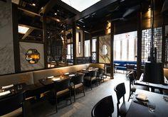 Hakkasan New-York   Restaurant   Projects   Gilles & Boissier