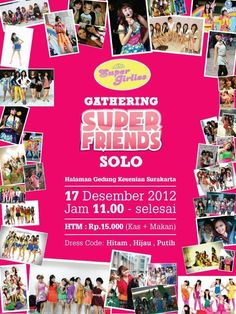 Gathering SF Solo 17 Desember 2012