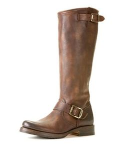 I have these boots, they are the best things ever! I wear them all the time in the fall and winter. Definitely a little pricey, but they're totally worth it!