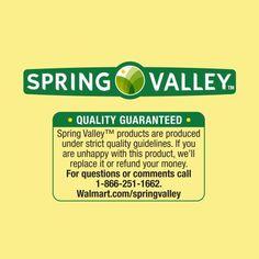 Spring Valley Women's Health Evening Primrose Oil Softgels, 1000 mg, 75 Ct Image 8 of 8 Primrose Oil, Evening Primrose, Argan Oil Serum, Spring Valley, Biotin, Omega 3, Best Self, Active Ingredient