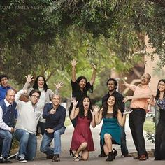 Are You Struggling to Get Sharp Focus in Large Family Photos? Read here for 3 easy tips to help you nail sharp images in those large family photo sessions!
