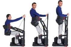 Tek Robotic Mobilisation Device - Allows wheel chair users to switch to a standing position and motor around that way.