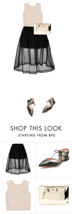 """""""Untitled #2633"""" by misnik ❤ liked on Polyvore featuring Simone Rocha and Rochas"""