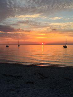 Sunset Läsö