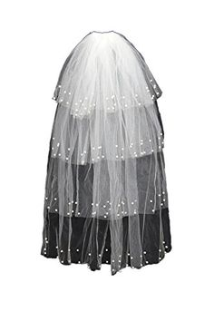 Oncefirst Fourtier Beautiful Bridal Wedding Veils with Beading Embroidery Beige * Click on the image for additional details.-It is an affiliate link to Amazon.
