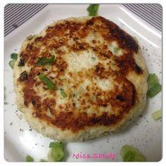 Miss Saúde : Hambúrguer caseiro light de frango