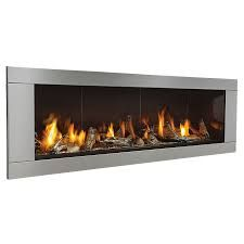 Image result for napoleon linear fireplace