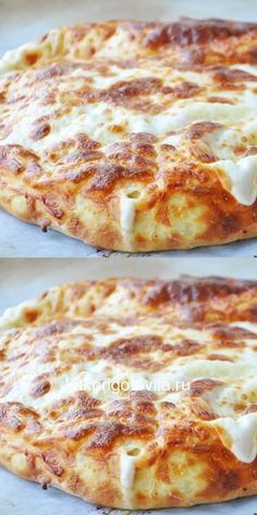 Khachapuri recipe from an old Georgian from Tbil . - Bake Infinity - # from # one - - Bakery Recipes, Cooking Recipes, Khachapuri Recipe, Georgian Cuisine, Best Pancake Recipe, Good Food, Yummy Food, Russian Recipes, Saveur