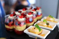 Berry Shortcakes, Key Lime Tarts