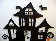 Image result for cut out paper printable houses