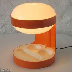 Lámpara de sobremesa KD29 de Joe Colombo, Kartell 1965, 350 €