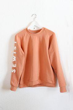 Statement Sweater Sewist, Nosh Organics Pheasant