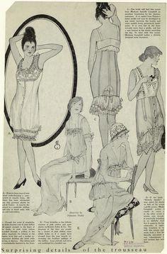 La historia de la lencería (Megapost)