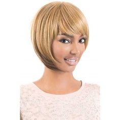 Motown Synthetic Wig Y. Castle