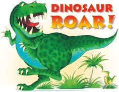 Stomp your feet and show your claws! It is time for a dinosaur story time! I can't believe I didn't do a dinosaur story time sooner. Dinosaur Books For Kids, Dinosaur Activities, Speech Therapy Activities, Preschool Dinosaur, Dinosaur Crafts, Speech Activities, Kid Crafts, Learning Activities, 100 Best Books