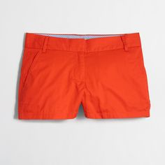 "Factory 3"" chino short : 3 inches 