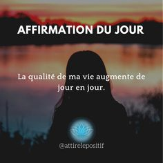 Découvrez chaque jour une petite note positive pour vous redonner le sourire et vous motiver pour mieux démarrer la journée.  #motivation #citation #attitudepositive #bonheur #bien-être  Credit : @attirelepositif Attitude Positive, Vie Positive, Affirmations Positives, Motivation, Religion, Health Fitness, Bible, Quotes, Mantra