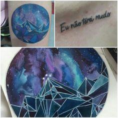 """Tattoo inspired by ACOMAF - TOG - SARAH J MAAS... """"Eu não terei medo."""" Knee Tattoo, 1 Tattoo, Book Tattoo, Bookish Tattoos, Literary Tattoos, Sarah J Maas, Life Tattoos, Body Art Tattoos, Nerd Tattoos"""