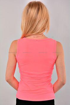 Майка Г7818 Размеры: 40-48 Цена: 140 руб.  http://odezhda-m.ru/products/majka-g7818  #одежда #женщинам #майки #одеждамаркет