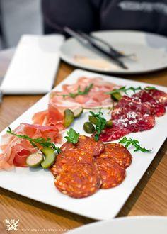 Cumulus Inc. - Melbourne CBD, VIC (A Table For Two) {Kitchen Charcuterie Selection}