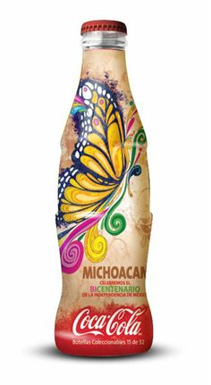 Mexico's Independence Bicentenary - Michoacan, #Coca-Cola - 2010