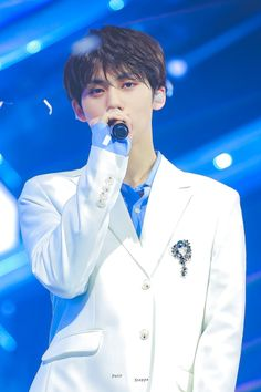 Hwang Yunseong - 황윤성 - Woollim Rookies - Produce X 101 Korea Boy, Woollim Entertainment, Project 4, Tiny Dancer, Produce 101, Kim Min, Seong, Theme Song, Kpop Boy