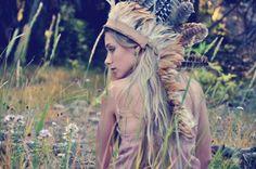 Randee Lee | stylist Kat Fedorova | brilliant local artist malinda fisher | #bohemian #boho #hippie #gypsy