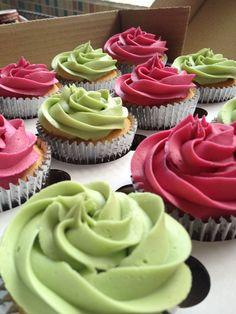 Pink n green 1