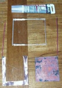how to make a homemade solar cell