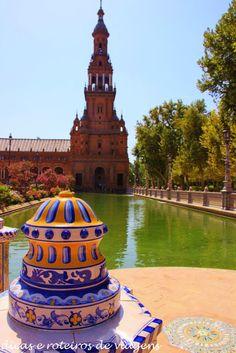 Sevilha - 1° Dia   Dicas e Roteiros de Viagens