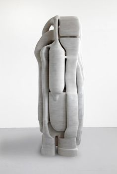 TONY CRAGG 'Lost in Thought', 2011,  wood - Tony Cragg won the Turner Prize in…