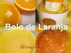 Bolo de laranja rápido, Receita de Ana Luísa - Petitchef