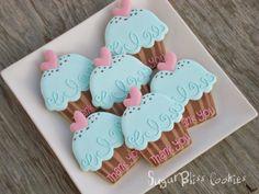 SugarBliss Cupcakes