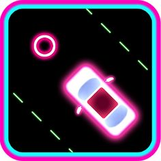 Neon 2 Cars Racing Welcome to world of neon cars racing games! Race, drift, slide and jump your way to the top of the league. Do you think racing in a straight line is easy? Control the pink and the blue cars racing at the same time. Tap to change your drift direction. Ultimately, it tests your reflexes against time and movement. Tap..Drift..Easy? It is one of the addicting car games.