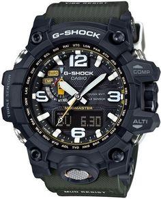 Relojes Casio G-Shock Premium Mudmaster GWG-1000-1A3ER